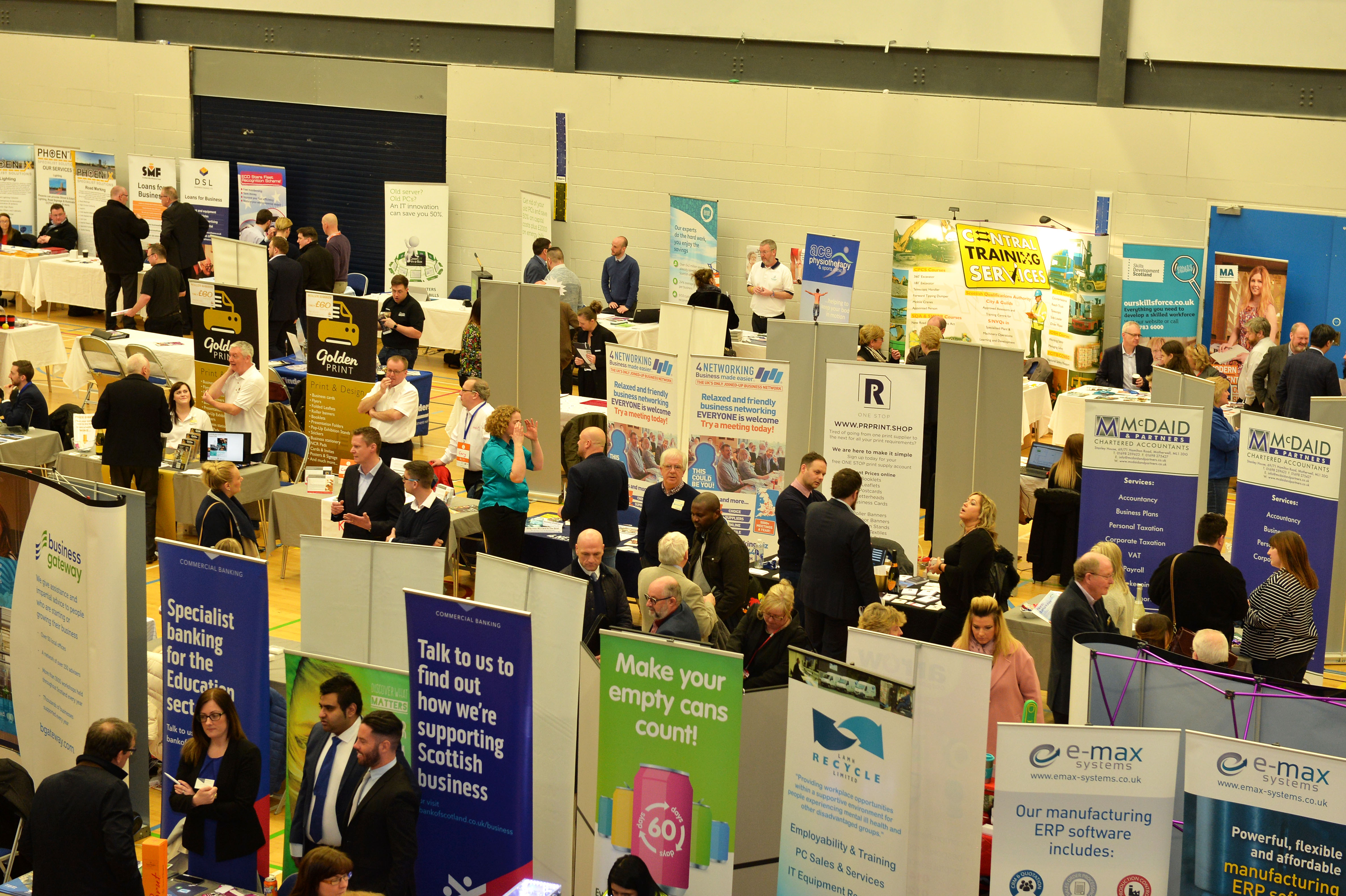 Lanarkshire Business Events – All Latest Business Events In